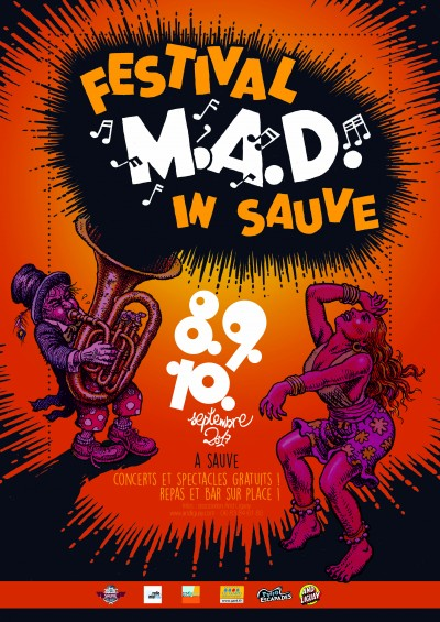 Programme MAD in Sauve 2017